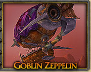 wow classic goblin zeppelin