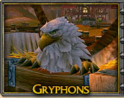 wow classic gryphons