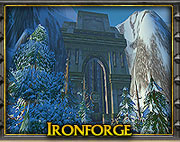 wow classic ironforge