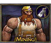 wow classic mining
