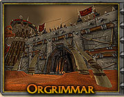 wow classic orgrimmar