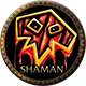 wow classic shaman icon