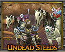 wow classic undead steeds