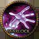 wow classic warlock icon