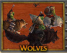 wow classic wolves