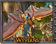 wow classic wyverns