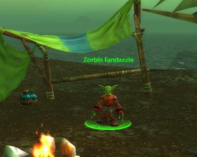 Zorbin Fandazzle
