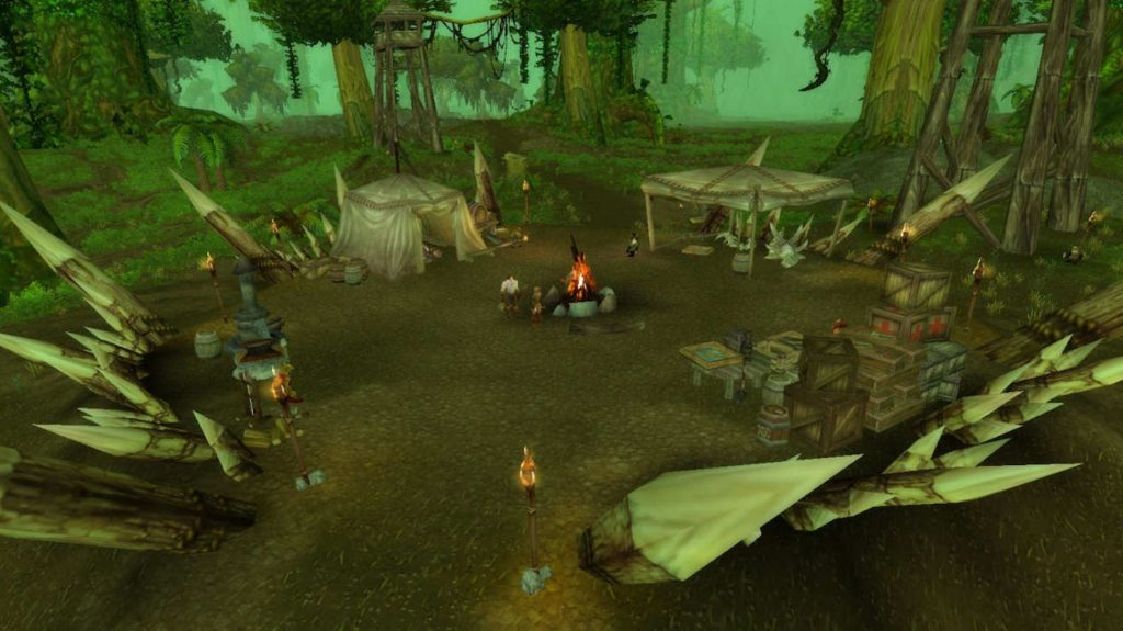 Classic How To Get To Silithus Guide Images Marshals Refuge