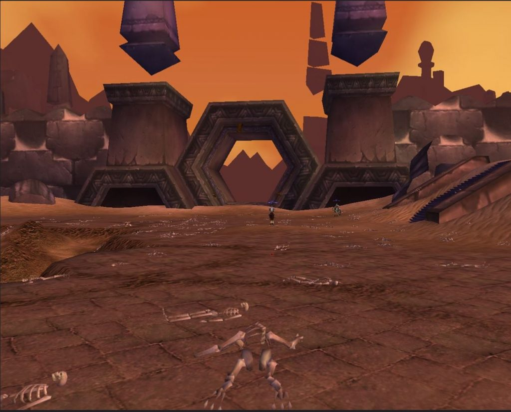 Classic How To Get To Silithus Guide Images The Gates Of Ahn Qiraj
