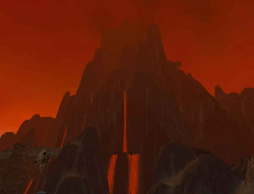 How To Get To Searing Gorge Blackrock Mountain