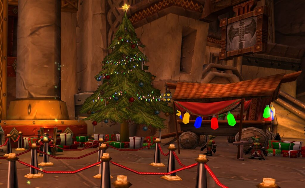 The Feast Of Winter Veil Is Upon Us