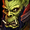 Wow Classic Orc Icon