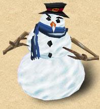 Wow Classic Snowman