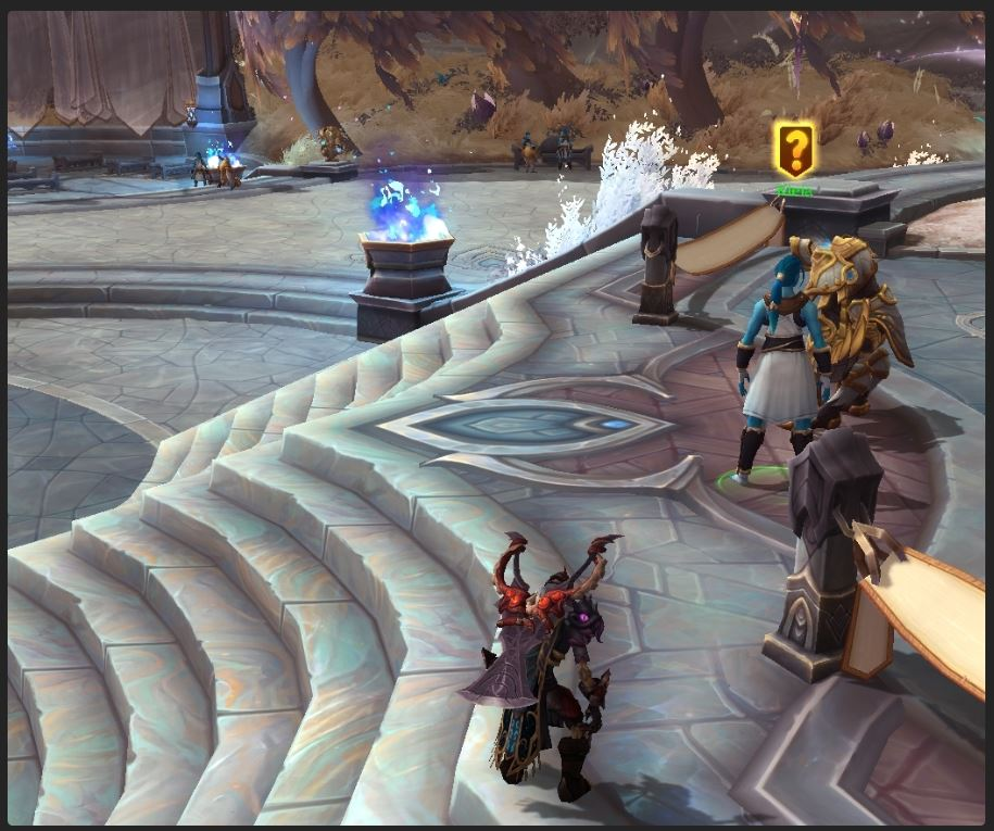 Wow News Images Shadowlands Alpha Announced Quest Marker