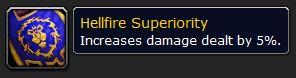 Hellfire Superiority