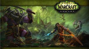 Legion Loading Screen Wallpaper Header