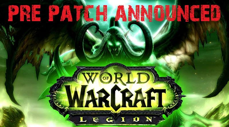 Legion Pre Patch Announced Header