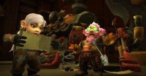 Patch 7.3.5 World of Warcraft Levelling