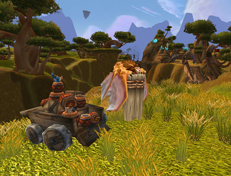 Tbc Classic Nagrand Pvp Active Wyvern Roost