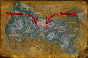 Tbc Classic Zangarmarsh Pvp Beacon Locations