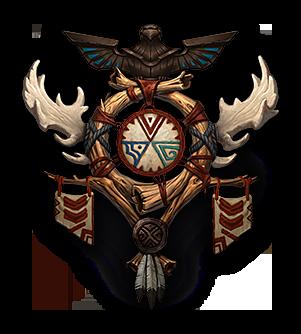 Wow Highmountain Tauren Crest
