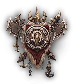 Wow Mag'har Orc Crest