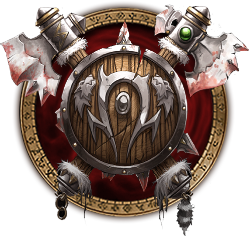 Wow Orc Crest
