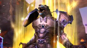WoW Power Levelling – Getting from 1 to 110 Header Worgen Level Up