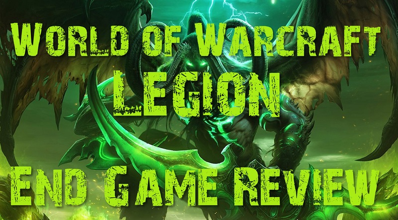 World of Warcraft End Game Review Header