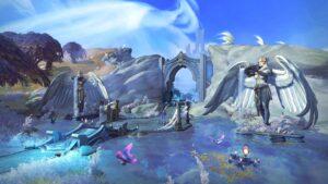 World Of Warcraft Shadowlands Bastion Kyrian Abilities