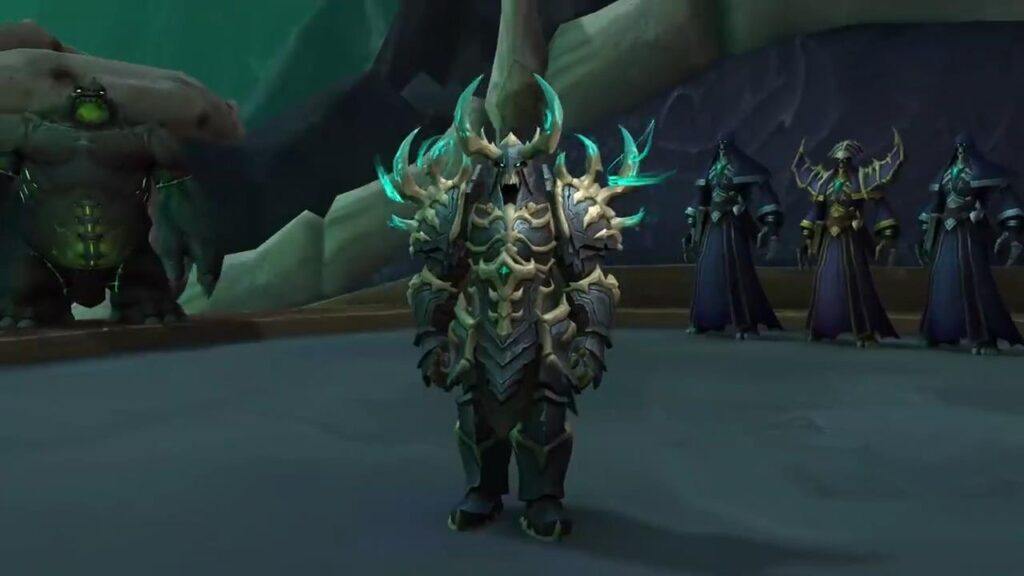 World Of Warcraft Shadowlands Maldraxxus Necrolords Armor
