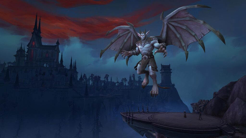 World Of Warcraft Shadowlands Revendreth Venthyr2