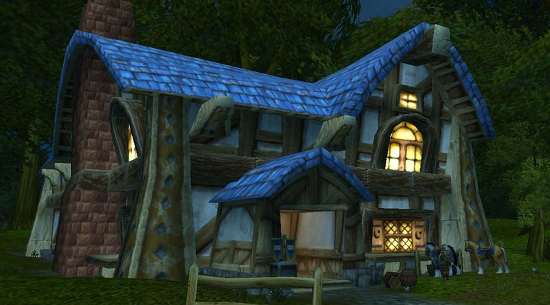 Wow Rest XP Inn Goldshire Image