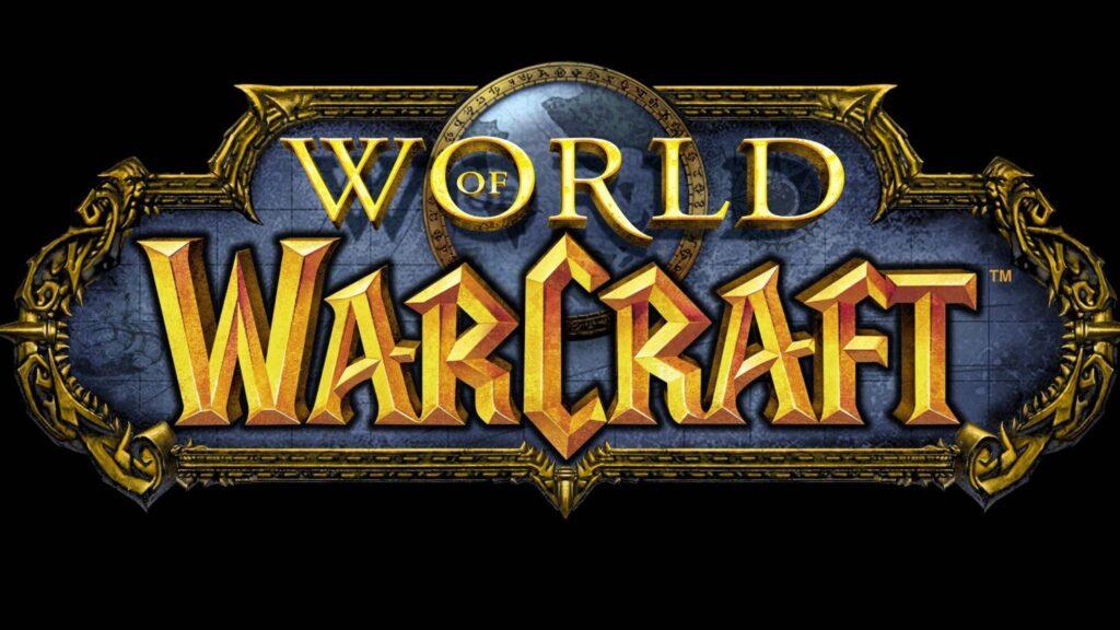 cropped World of Warcraft Logo
