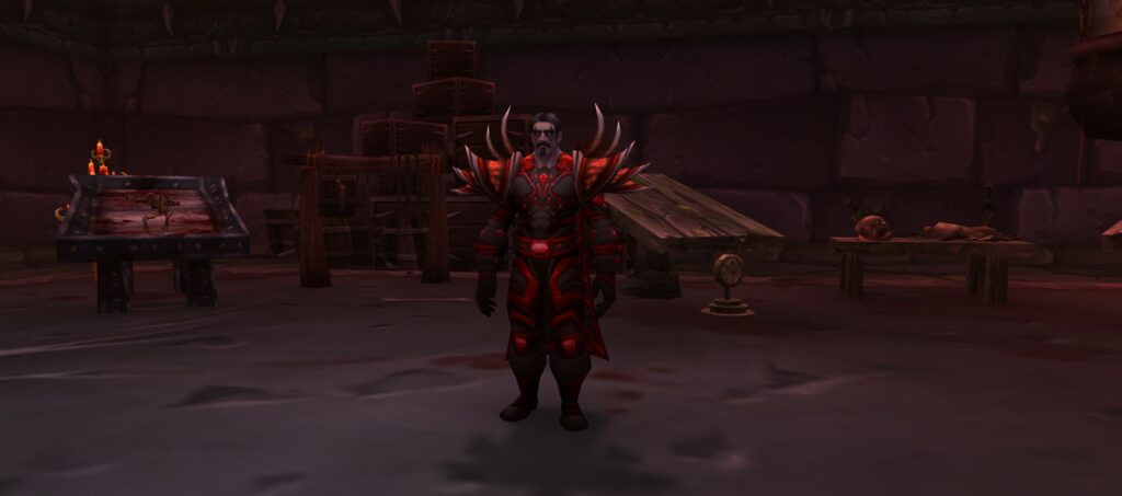 Blood Death Knight Tank Guide For M+ (shadowlands)