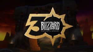 Happy Birthday Blizzard