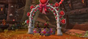 Love Is In The Air February 8–22 In Wow