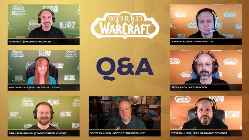 Shadowlands Blizzcon Q&a Takeaways