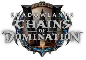 Shadowlands Chains Of Domination Logo