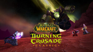 The Burning Crusade Classic Officially Announced