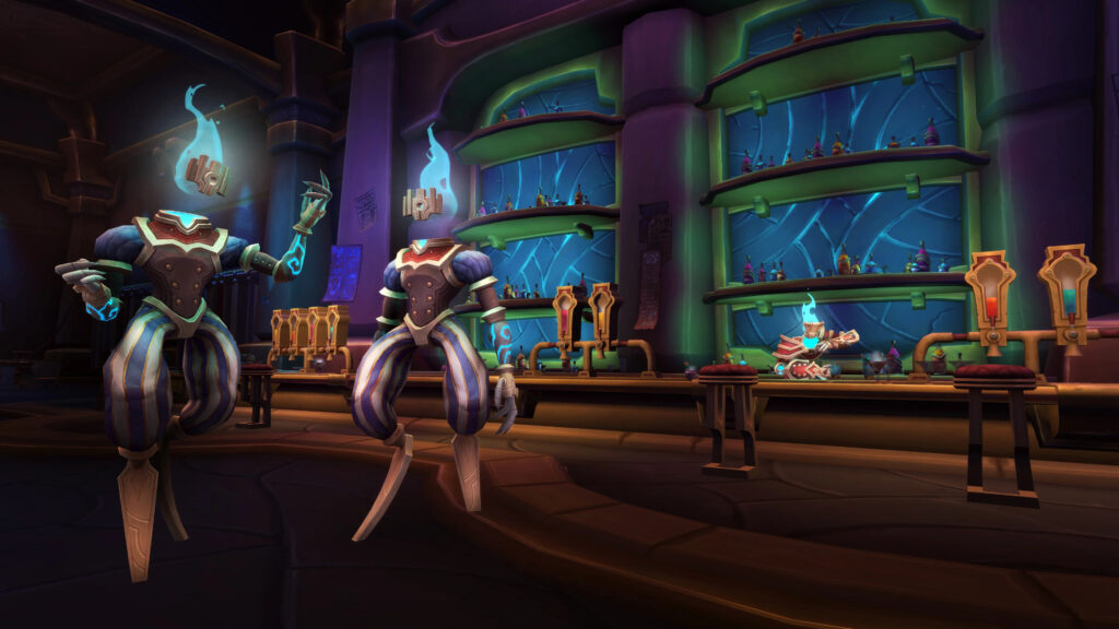 Wow Shadowlands Chains Of Domination Blizzconline Broker Cantina