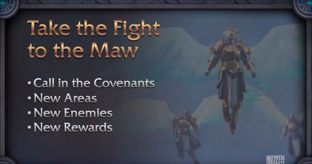Blizzconline Taking The Fight Into The Maw