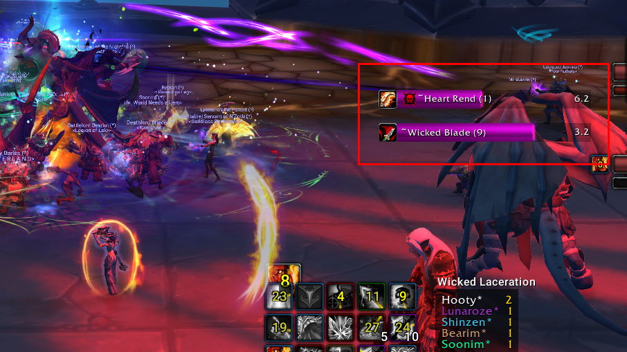 deadly boss mods wow addon raid timers