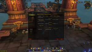 improved blizzard ui wow addon options