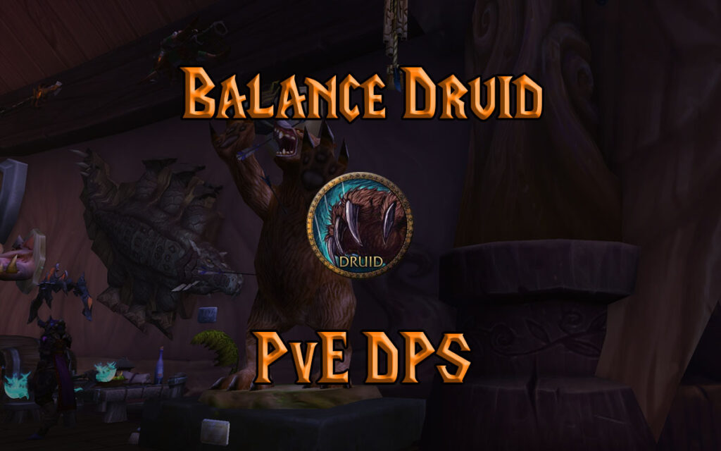 pve balance druid boomkin dps guide tbc burning crusade classic