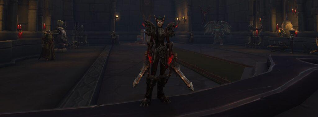 simple fury warrior dps guide (shadowlands)