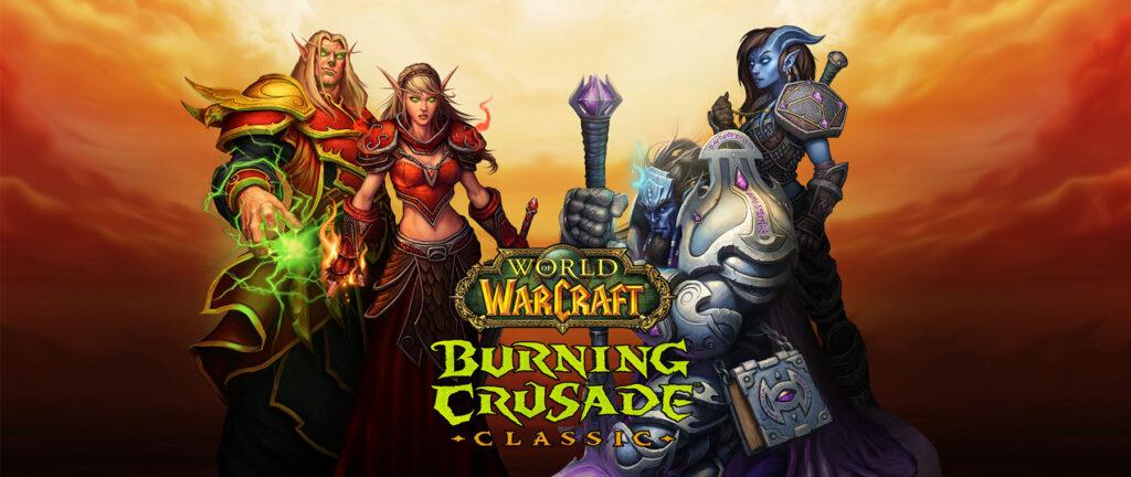 the burning crusade classic beta has officially begun
