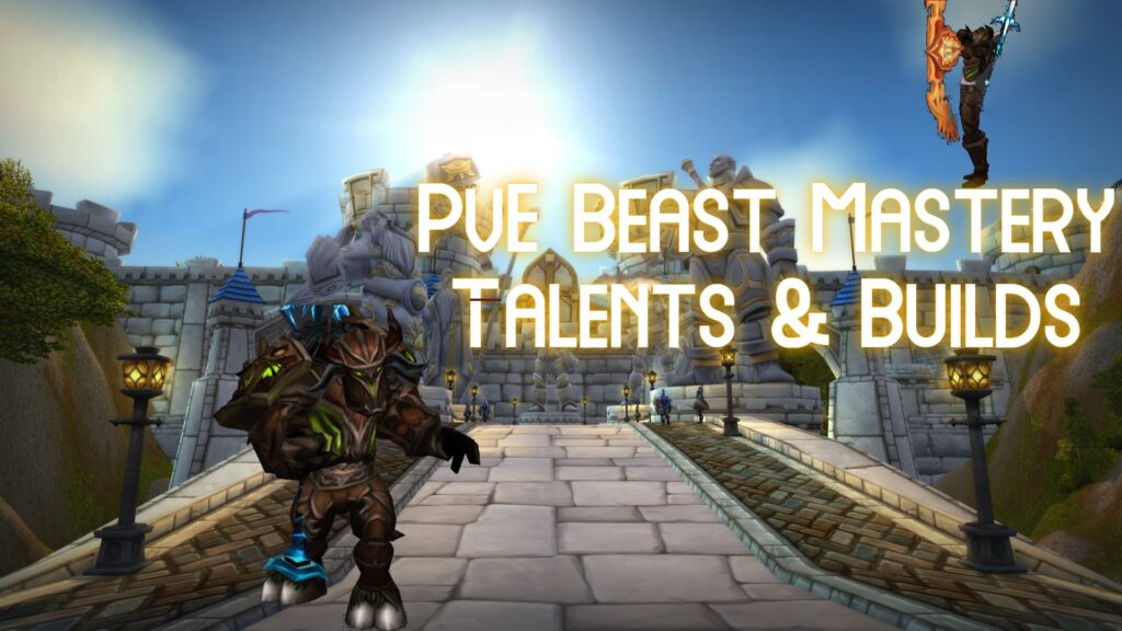 hunter tbc classic talents