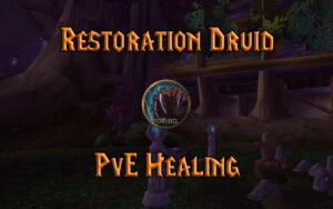 tbc classic pve restoration druid guide burning crusade classic
