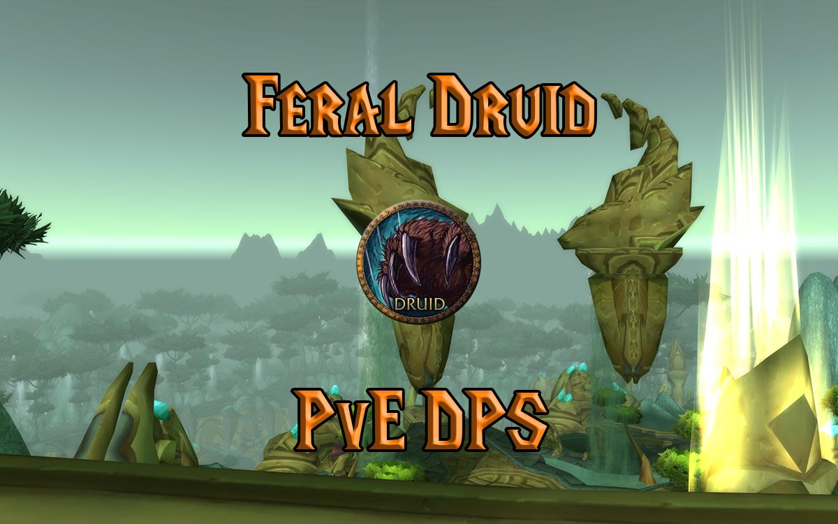 tbc classic pve feral druid dps guide burning crusade classic